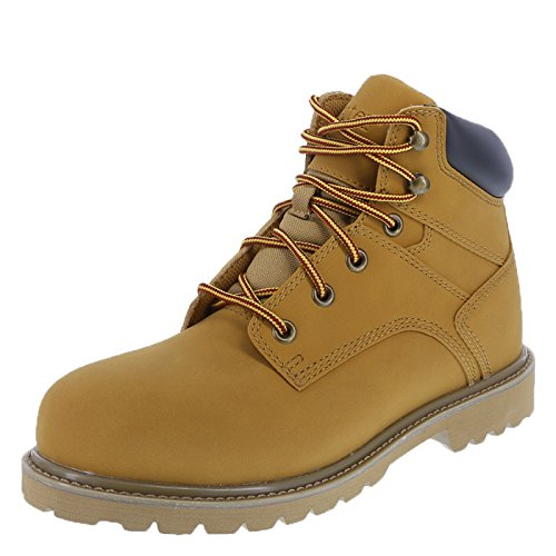 steel toe construction boots - 5