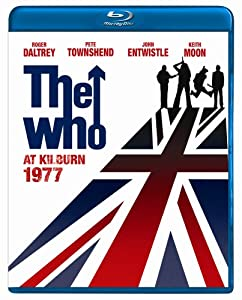 Cover Image for 'Who, The: At Kilburn 1977'