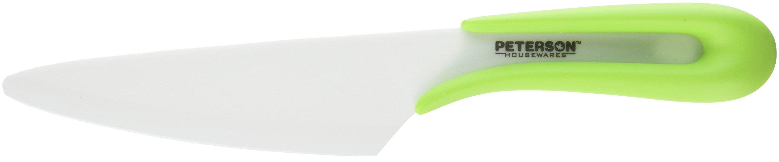 5'' Ceramic Knife Color: Green
