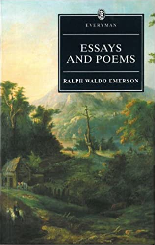 essays poems emerson everyman s library ralph waldo emerson essays poems emerson everyman s library ralph waldo emerson 9780460876773 com books