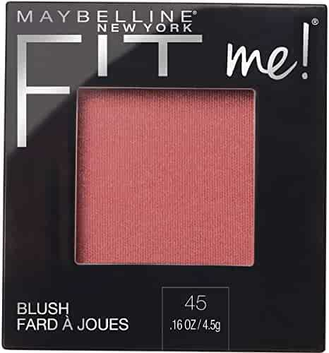 Maybelline New York Fit Me Blush, Plum, 0.16 Ounce
