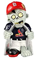 MLB St. Louis Cardinals Resin Thematic Zombie Figurine