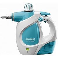 Concept Electrodomésticos CP1010 Limpiador a Vapor, 1200 W, 0.4 litros, Blanco