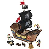 KidKraft Pirate Ship Playset
