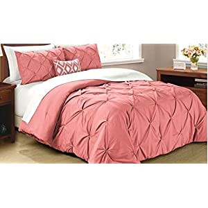 51q0cYYN5ML._SS300_ Coral Bedding Sets and Coral Comforters