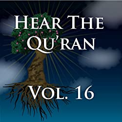 Hear The Quran Volume 16