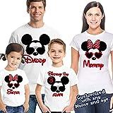 Mickey and minnie sunglasses shirt, Mickey Mouse Birthday shirt