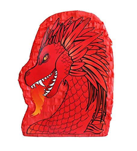 Aztec Imports, Inc. Red Dragon Pinata