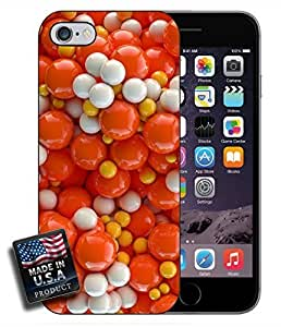 3D Colorful Autumn Candy Balls iPhone 6 Hard Case