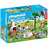 PLAYMOBIL® Housewarming Party Building Set