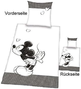 Herding 447860039 Bettwäsche Disneys Mickey Mouse