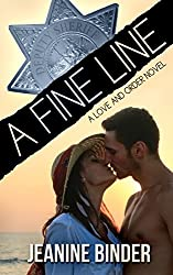A Fine Line (A Love and Order Novel)