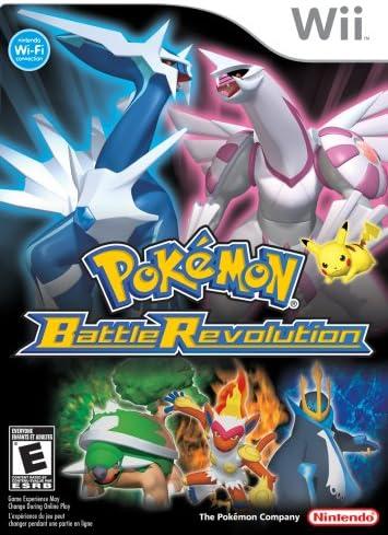 Pokémon Battle Revolution - Wii | Genius Sonority. Programmeur