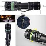 1Pcs Crucial Popular 3000 Lumen LED Flashlight 3-Mode Review and Comparison