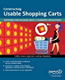 img - for Constructing Usable Shopping Carts by Jody Kerr (2004-04-21) book / textbook / text book