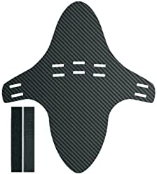 JOllify Echt Carbon MUD Guard Fender (long) für MTB Mountainbike FR DH XC