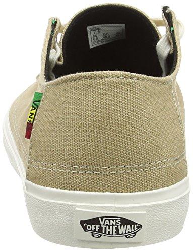 Vans Rata Vulc Sf (wierook / Rasta) Skateschoenen Voor Heren-7