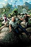 Journey 2 The Mysterious Island Movie Poster 18'' X 28''
