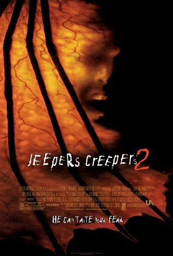 Jeepers Creepers 2 Flier Movie (27 x 40 Inches - 69cm x 102cm) (2003)