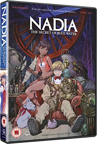 Nadia: Secret Of The Blue Water - Complete Series Collection for sale  Delivered anywhere in USA