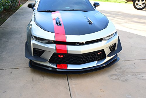 Diva Accessories - ZL1 Addons Dive Planes/Canards Compatible with 2016-2018 Camaro SS