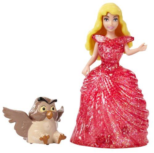 Disney Princess Glitter Glider Princess Aurora Doll