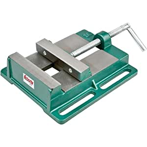 Amazon Com Grizzly G5753 Dril Length Press Vise 6 Inch