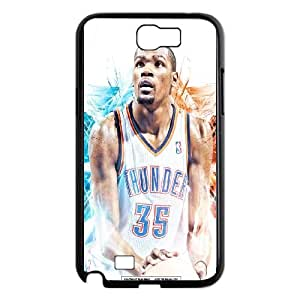 Kevin Durant Samsung Galaxy N2 7100 Cell Phone Case Black zpvc