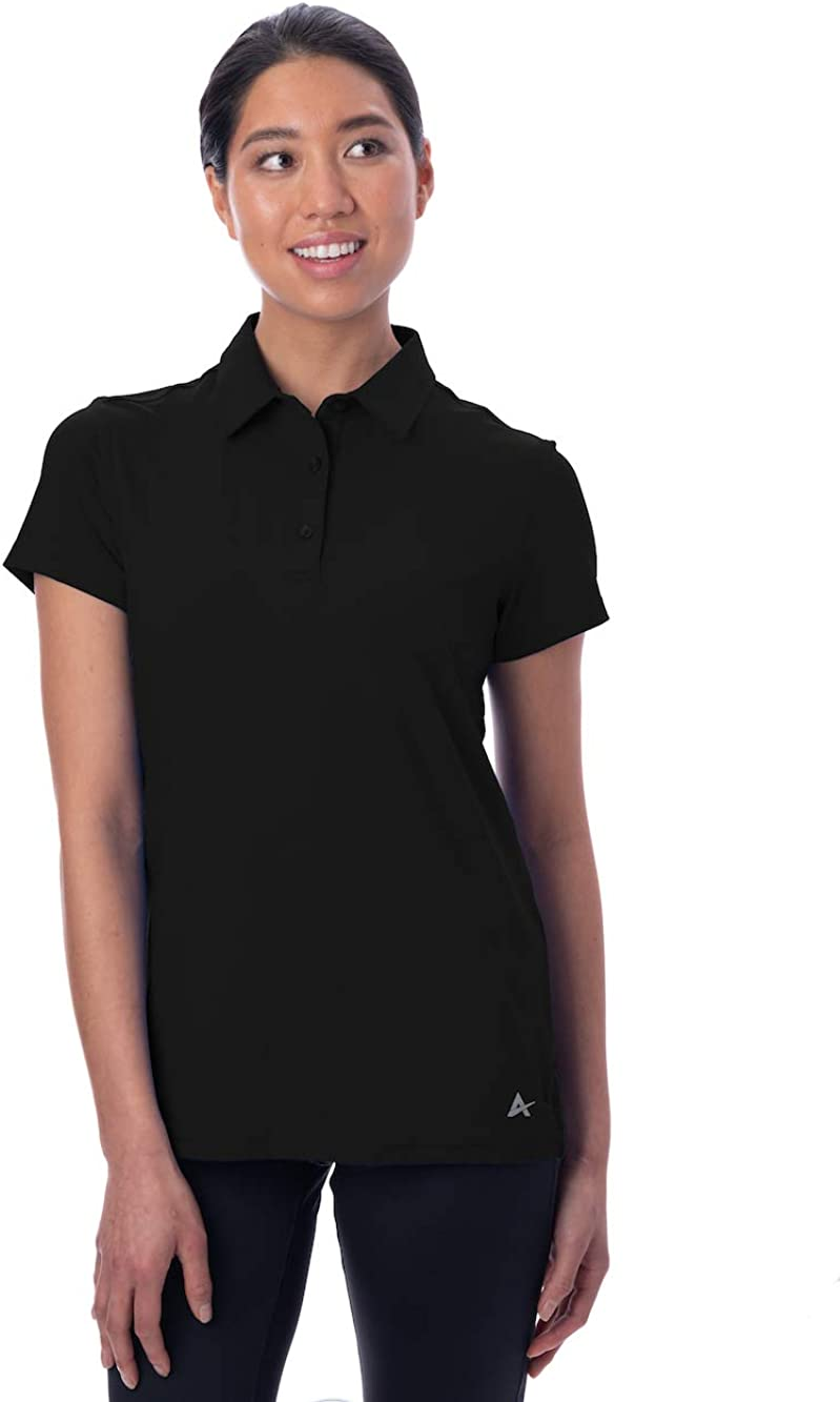Arctic Cool Women's Instant Cooling Short Sleeve Polo