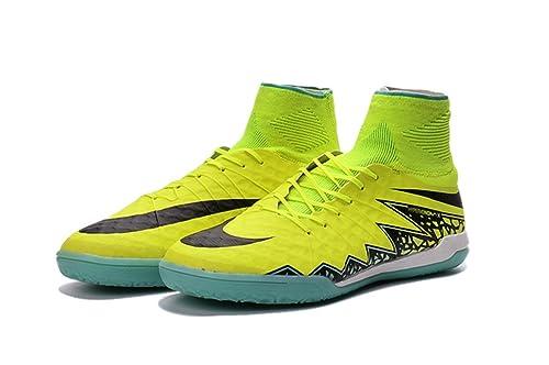 Para hombre Hypervenomx Proximo II IC Neymar High Top amarillo botas de fútbol zapatos de fútbol, hombre, amarillo, UK9/EUR43: Amazon.es: Zapatos y ...