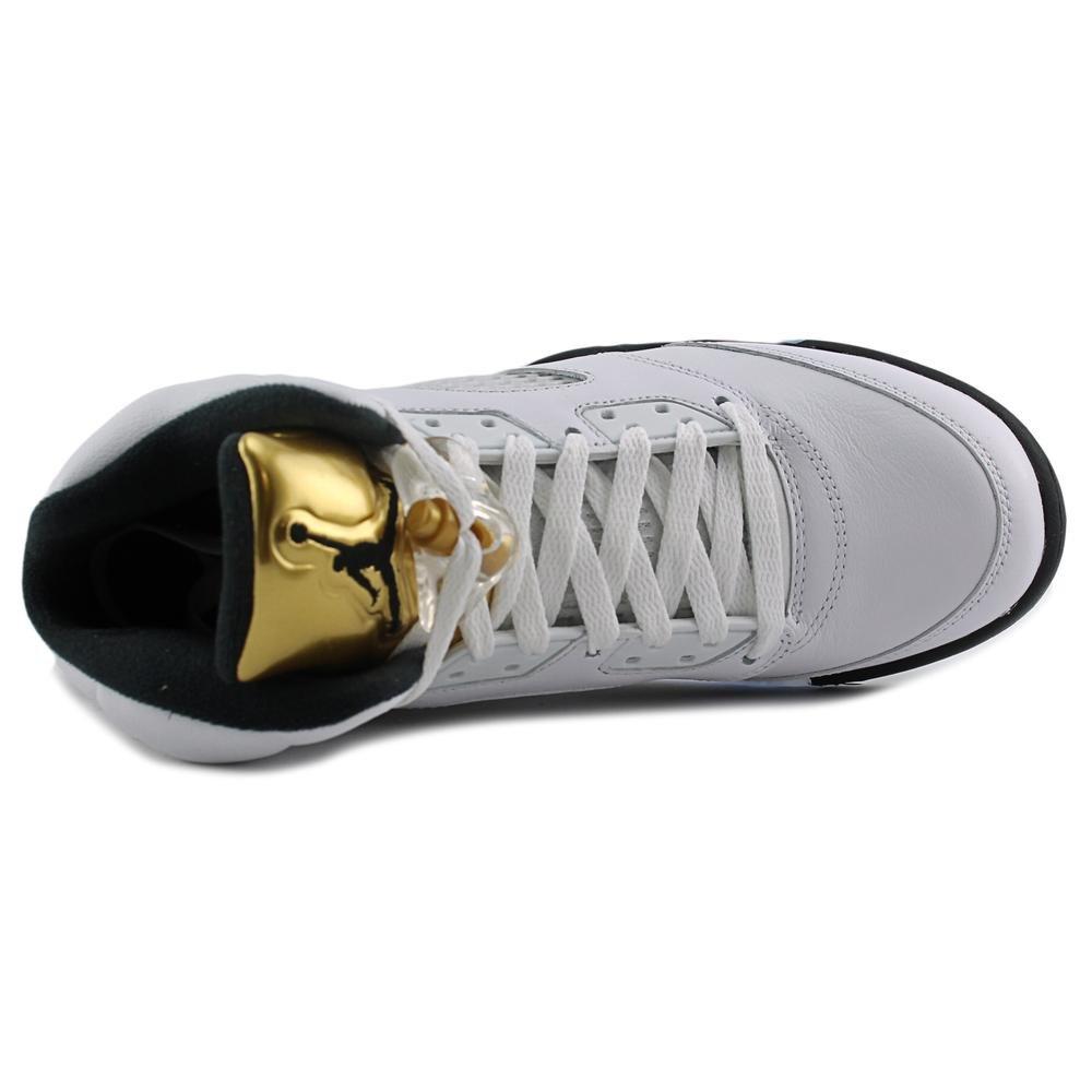 61a208c59cf AIR JORDAN 5 RETRO BG (GS)  OLYMPIC GOLD  - 440888-133  Jordan  Amazon.ca   Shoes   Handbags