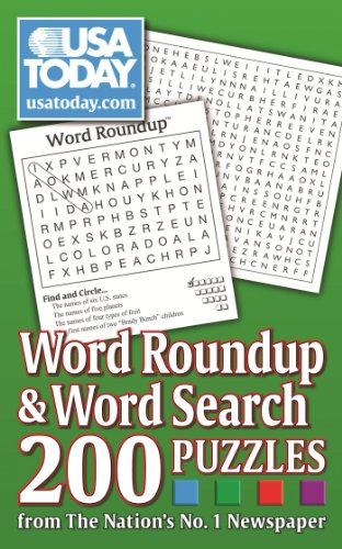 usa-today-word-roundup-and-word-search-200-puzzles-from-the-nations-no-1-newspaper-usa-today-puzzles