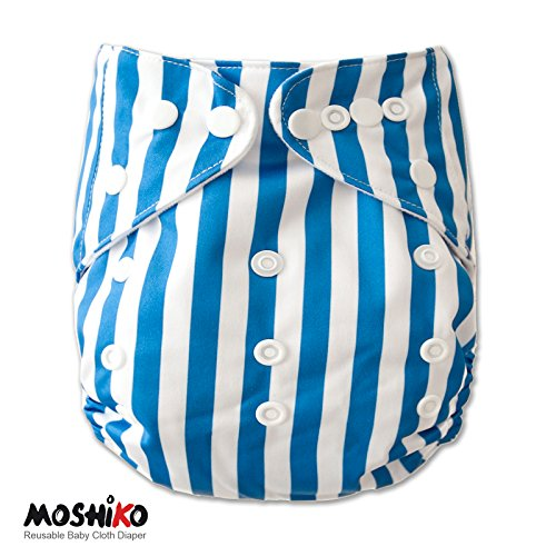 reusable-and-washable-pocket-baby-cloth-diaper-nappy-by-moshiko-1-diaper-cover-1-free-insert-all-in-