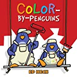 Color-by-Penguins, Ed Heck, 0843198885