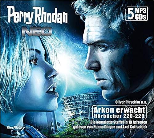 Perry Rhodan NEO -  Arkon erwacht (Folgen 220-229)