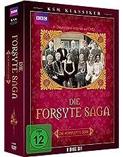 Die Forsyte Saga (Die komplette Serie der Original-BBC-Ausstrahlung)(8 Disc Set)