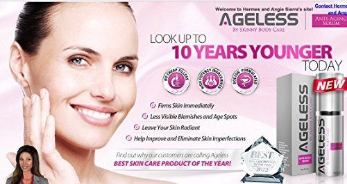 Ageless By Skinny Body Care