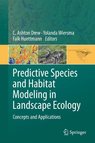 Predictive Species and Habitat Modeling in Landscape Ecology: Concepts and Applications
