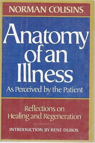 the anatomy of an illness