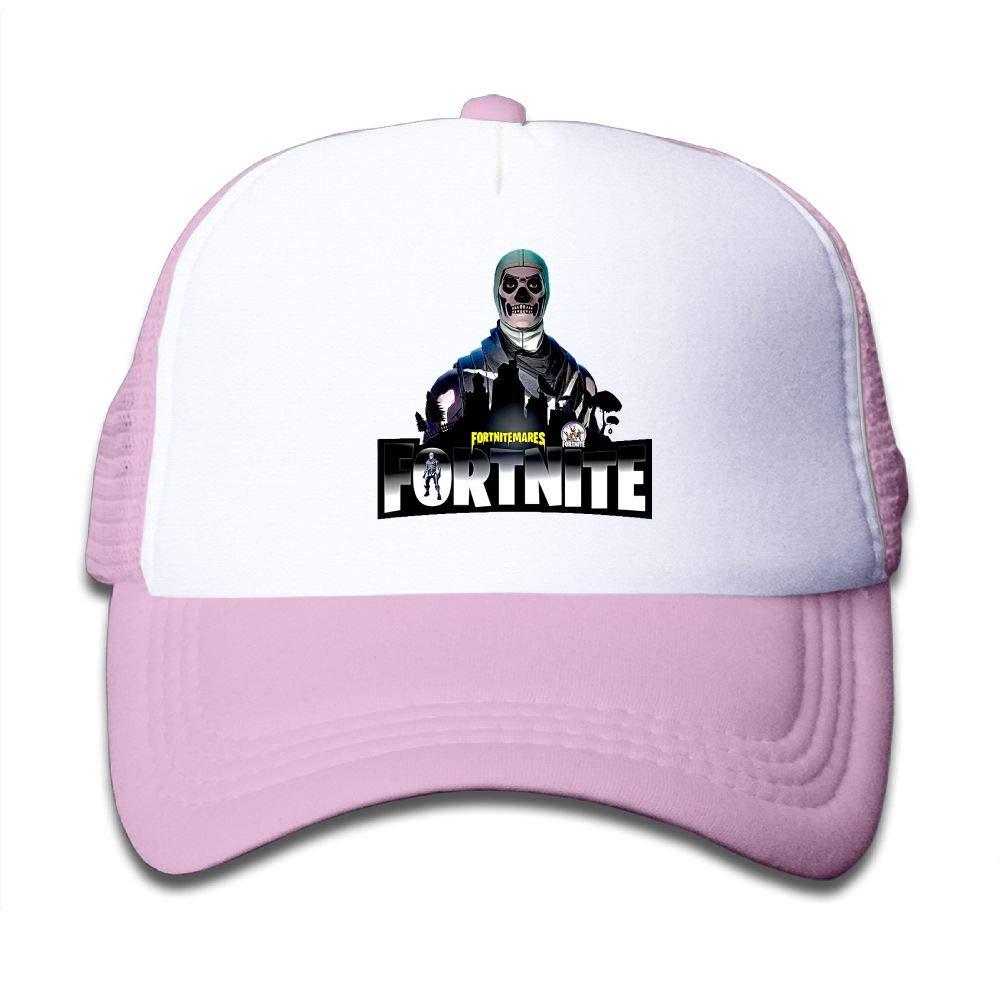 Aidear Fortnite Mares Boys & Girls Mesh Hat Fashion Child Cap One Size