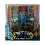 Tech Deck Dude: Street Crew #162 Mad Freak MOC ~ Homage to Mike Allred's Madman