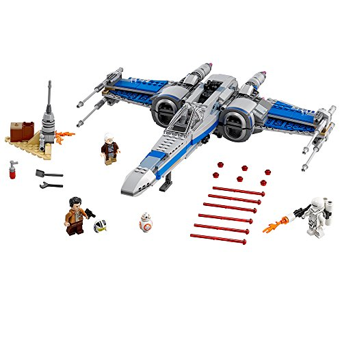 [LEGO Star Wars Resistance X-Wing Fighter 75149 Star Wars Toy] (X Wing Star Wars)