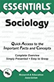 Sociology Essentials (Essentials Study Guides)