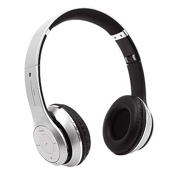 samLIKE inalámbrico Auriculares Deportivos, Noise Reduction Headphone 4d Stereo Headset con micrófono Altavoz para iPhone