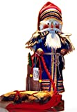 2004 Signed Herr Steinbach Scandinavian Santa Nutcracker, Retired, 11th Christmas Legends Series