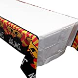 Blue Orchards Ninja Master Tablecovers (2), Great for Ninja, Ninjago and Other Martial Arts Birthday Parties!