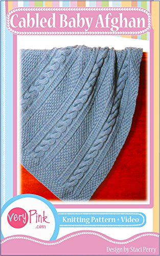 (Cabled Baby Afghan)