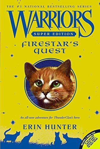 Firestar Series - Firestar's Quest (Warriors Super Edition)