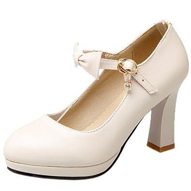 Zanpa Damen Sweet Bow Schuhe