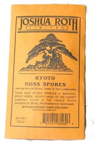 Kyoto Japan from BonsaiOutlet Bonsai Tree Moss Spores